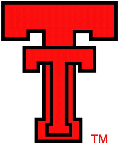Texas Tech Red Raiders - Old school favorite logo