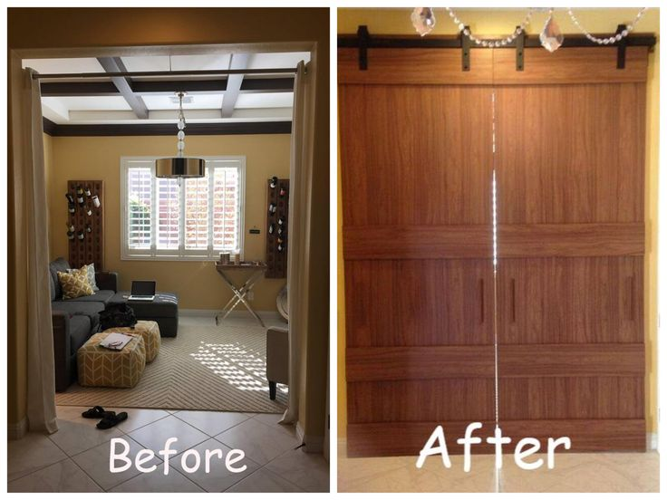 10 Best Before After Images On Pinterest California Closets