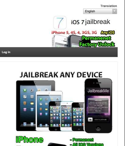 Official EVAD3RS Jailbreak Site!  Jailbreak iOS using their tools/tutorials! #iOS #iOS6 #iOS7 #iOSJailbreak #Jailbreak #iPhone #iPad #iPod