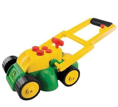 Toy Vehicles 145946: John Deere Real Sounds Action Lawn Mower Toy - Tbek35060 -> BUY IT NOW ONLY: $36.99 on eBay!