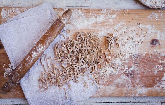 Ricetta pasta fatta in casa senza glutine - La ricetta per preparare in casa la pasta senza glutine.