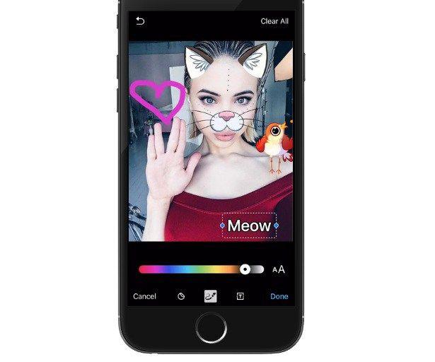 "Messaging app Telegram's ""Photo Editor 2.0"" update adds selfie masks, DIY GIFs #Telegram #TelegramStickers #technews"