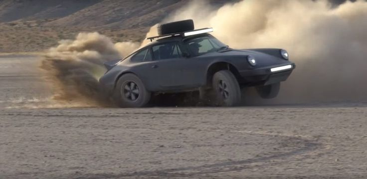 Porsche 911 Safari Gravel Fun [Hoonigan AutoFocus]