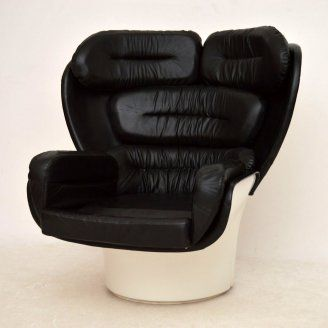 Joe Colombo Elda chair italian vintage furniture for sale London | retrospectiveinteriors.com