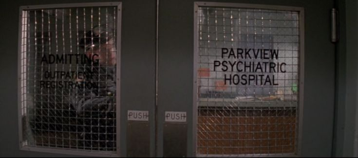 "psychiatric hospital images | Parkview Psychiatric Hospital - Ghostbusters Wiki - ""The Compendium of ..."