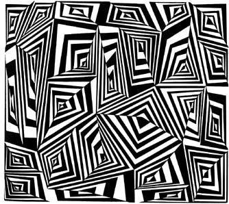 """Carlos #Cruz Diez es pretencioso pensar que el artista exprese su fantasía sobre una tela para que la gente venga pasivamente a venerar ese producto, cuando el mismo derecho podría ejercerlo un artesano o un obrero con su trabajo. Tal vez podría cambiarse esa sumisión perceptiva, realizando obras compartidas donde el artista """"impone"""" en su discurso una parte y el espectador lo completa interviniendo manualmente o desplazándose ante la obra hasta encontrar su punto de vista. Le #Mouvement…"""