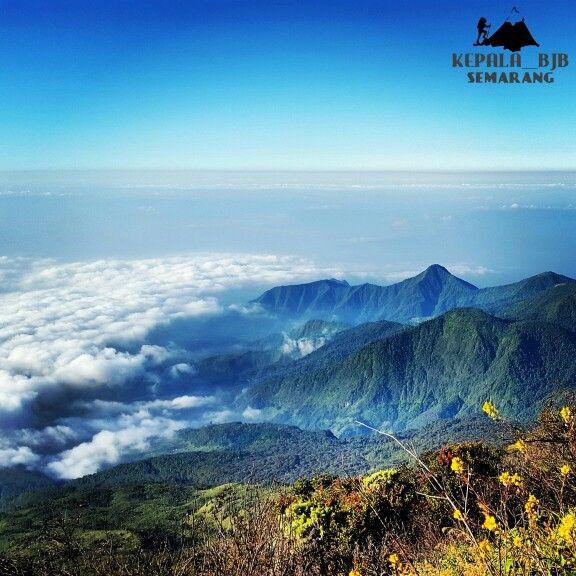 Mount Lawu, Indonesia