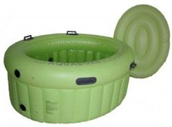 This is the tub I bought/used for my home water birth and LOVED it! It's quite spacious, which was nice for me because I'm tall. Also plenty of room for a second person to help support you if needed.