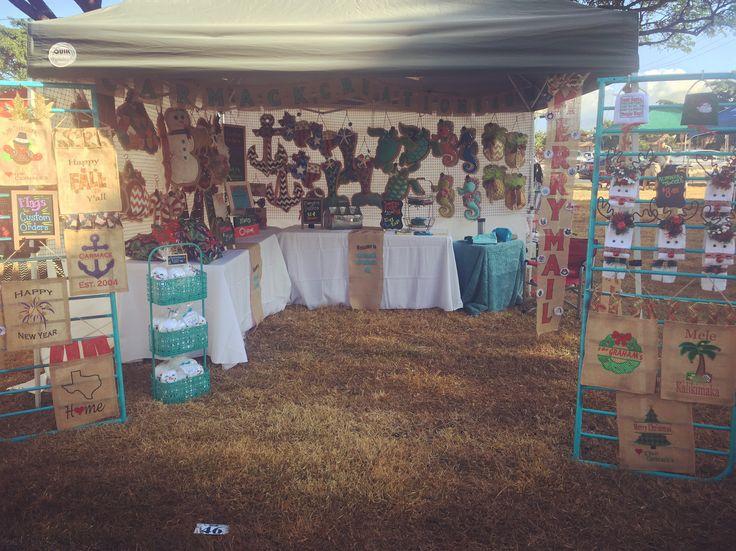 Hickam Fall Craft fair 2016