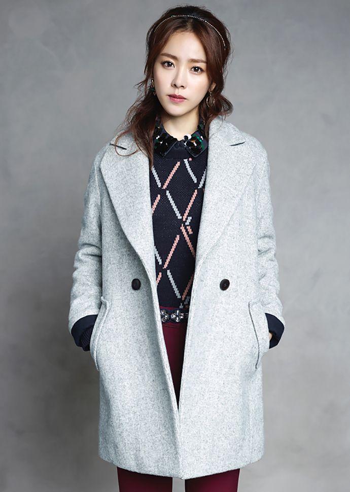 Han Ji Min | ANA CAPRI F/W 2015
