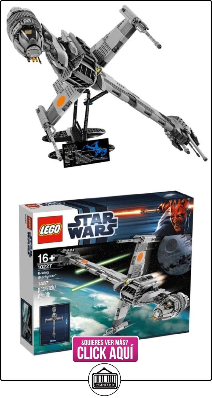 LEGO Star Wars 10227 B-Wing Starfighter - Nave para montar  ✿ Lego - el surtido más amplio ✿ ▬► Ver oferta: https://comprar.io/goto/B00AIGV898