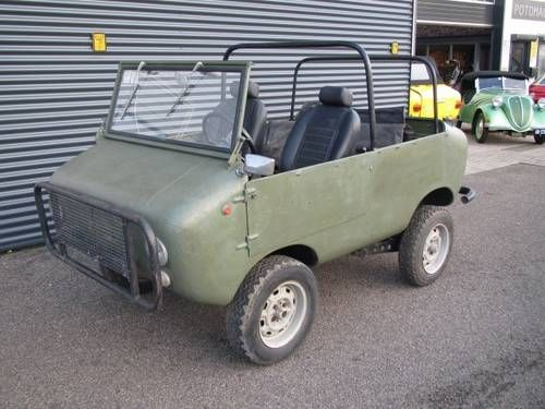 Fiat Ferves Ranger 4x4 Project Car For Sale (1969)