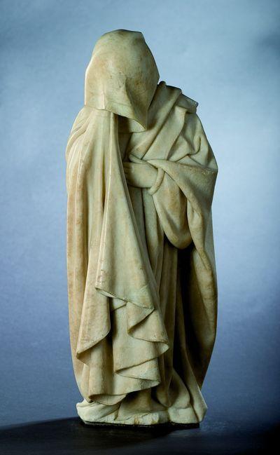 Pleurant du tombeau de Jean sans peur - XVe siècle - Musée des Beaux-Arts de Dijon, France