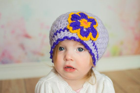 Hey, I found this really awesome Etsy listing at https://www.etsy.com/listing/224260253/toddler-crochet-hat-2t-lavender-beret