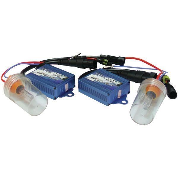 Race Sport Inc. HID-R-6K 6,000K Reverse Backup/Fog-Light HID Kit