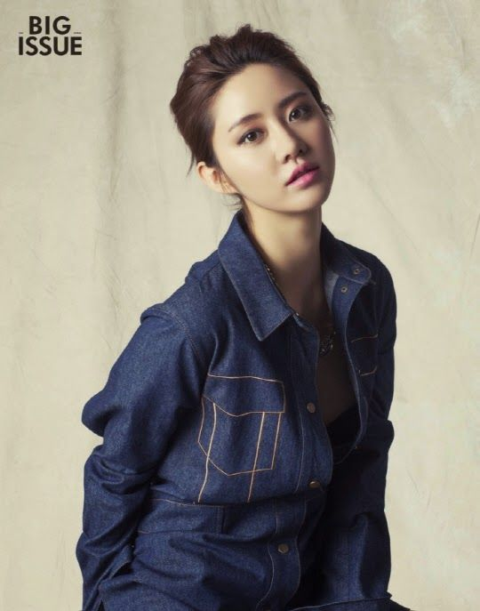 Han Groo - The Big Issue Magazine April Issue 2014