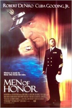Se vc não assistiu, assista!!      Curiosidades: Homens de Honra é baseado na vida de Carl M. Brashear (1931-2006). Em 1948, ele foi o primeiro negro a ingressar na Marinha americana.  Homens de Honra foi produzido com a aprovação e cooperação Marinha dos Estados Unidos.