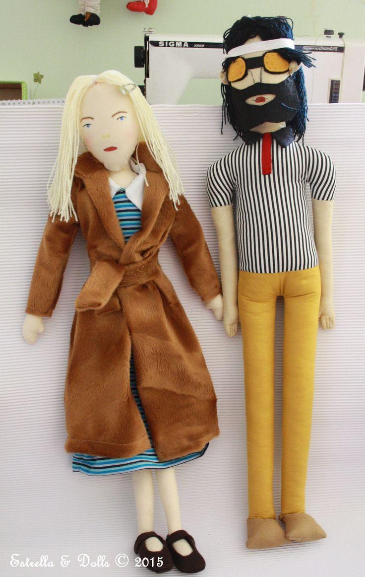 Margot y Chas Tenenbaum