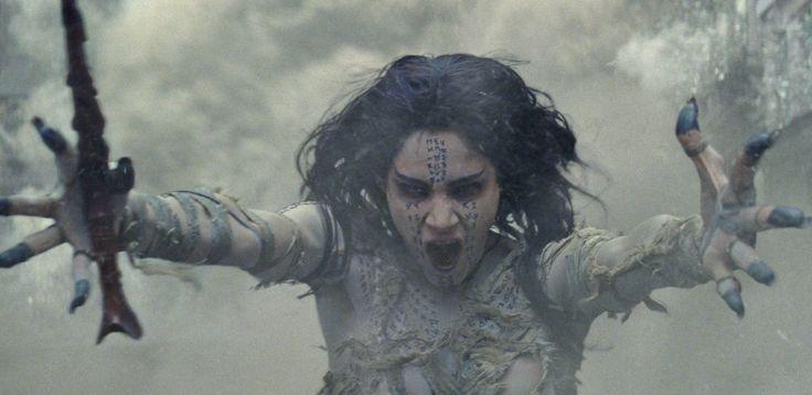Tom Cruise new movie trailer 'The Mummy'
