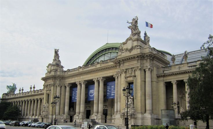 What to visit in Paris? The Grand Palais (Great Palace)!