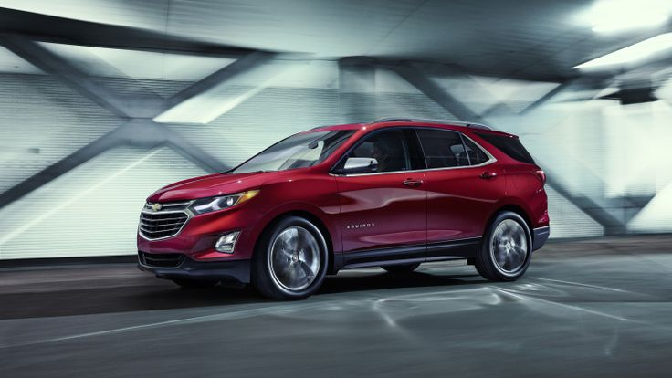 Check out why the 2018 Chevy Equinox just got a lot better!