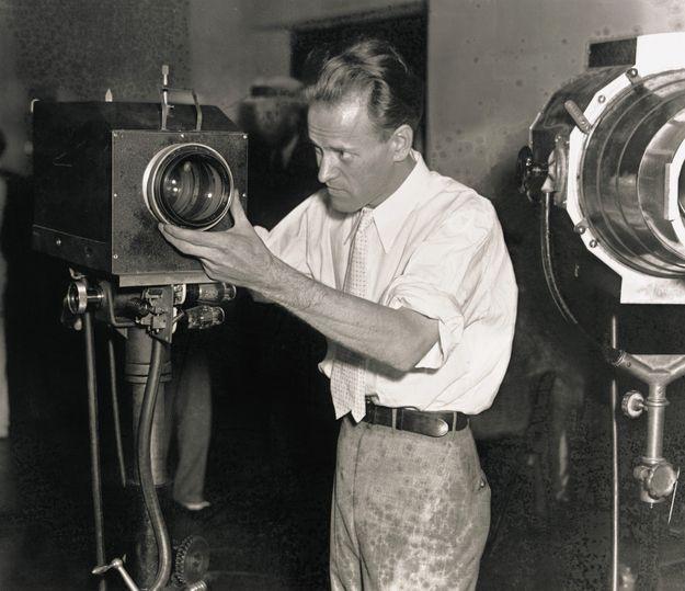 Philo Farnsworth, inventor of the television