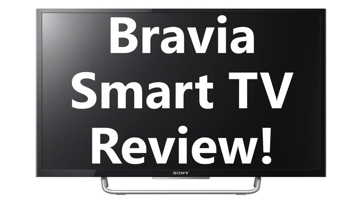 nice Sony 32 inch Smart TV Review!  - BRAVIA KDL-32W700C (inc. features, apps, web browser)