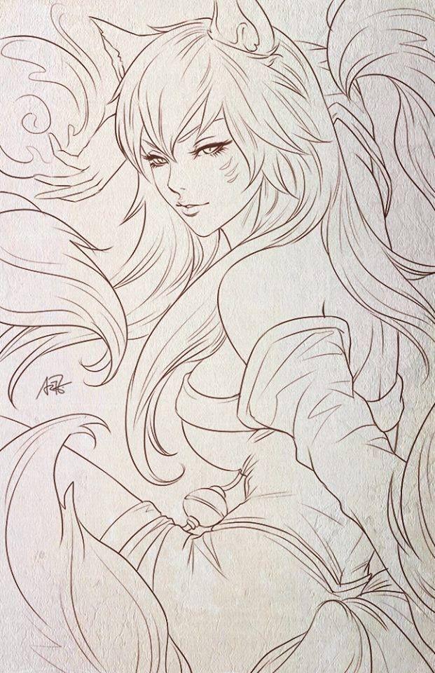 Sketsa Keren oleh Singapore Artist Stanley Lau Desenhos