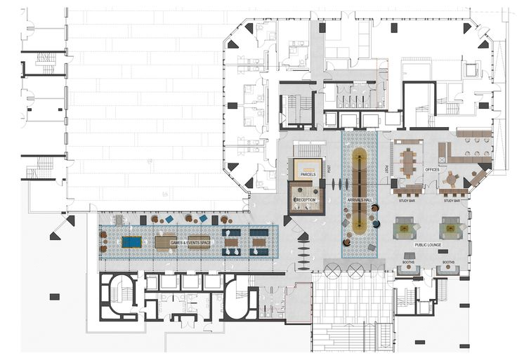 Gallery of Chapter Living Kings Cross / Tigg + Coll Architects - 21