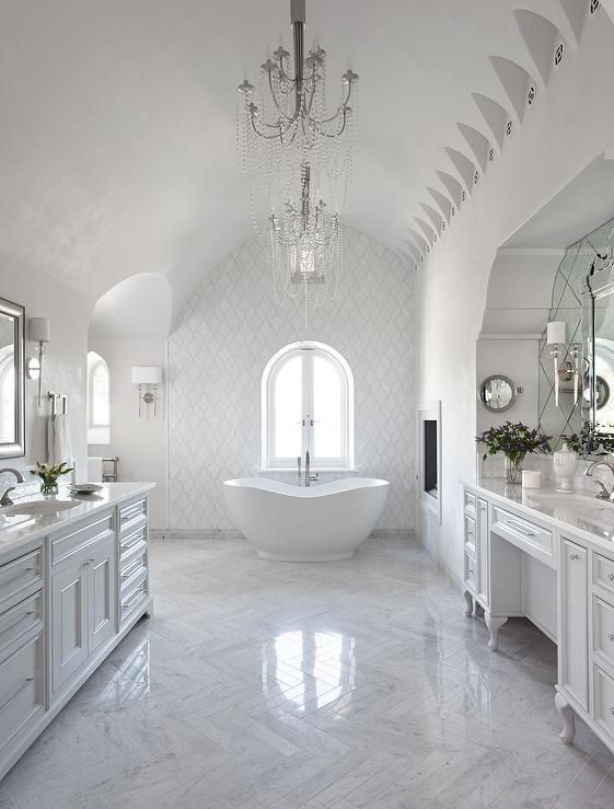best 25 white master bathroom ideas on pinterest master bathrooms master bathroom and white bathrooms