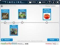 Easy Timeline Creator for Tablets