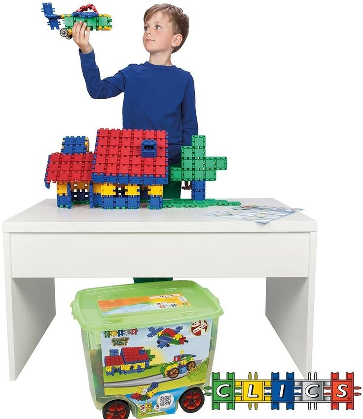 CLICS Rollerbox 600 Pieces 31-in-1 Construction Set (4+ Years) Xmas Gift Present   Make the Best this Amazing Gift. By Touch2 Is always Bringing Great Stuff to you :)