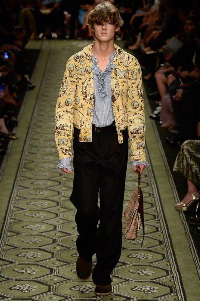 Burberry Fall 2016 Ready-to-Wear Fashion Show - Will Samways