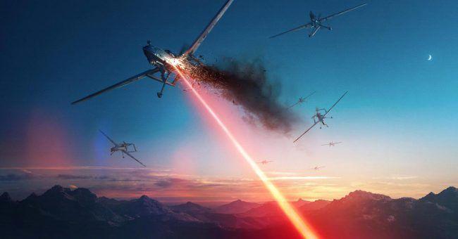 Американский боевой лазер уничтожил пять беспилотников  Американские военные продолжают работать над несколькими проектами, касающимися лазерного оружия. Перспективная технология не лишена существенных недостатков, но испытания новых разработок в армии США проводят регулярно. Недавно в штате Нью-Мексико на полигоне White Sands американские военные попытались выяснить, насколько лазерное оружие может быть эффективно в борьбе с беспилотными летательными аппаратами.  Читать далее…
