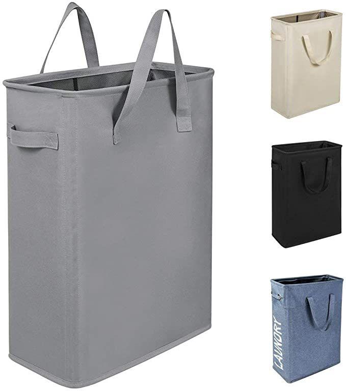 Narrow Laundry Basket