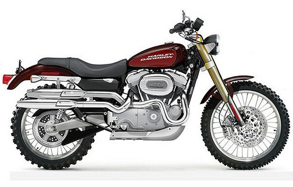 HD custom Scrambler: Ass Bike, Projects, Cars