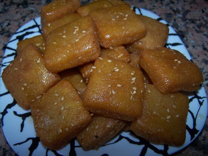 Saha kahwetkom mbesses recette 500 gr de semoule for Ab cuisine algerie