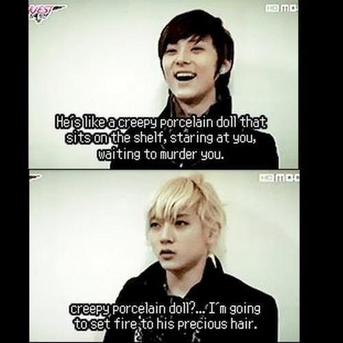 kkk :D Ren is not amused :P
