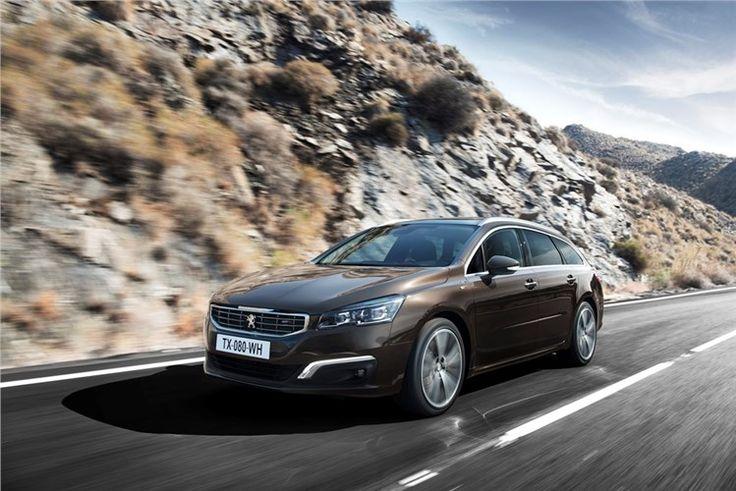 Novo Peugeot 508: «A estrada é o seu território»