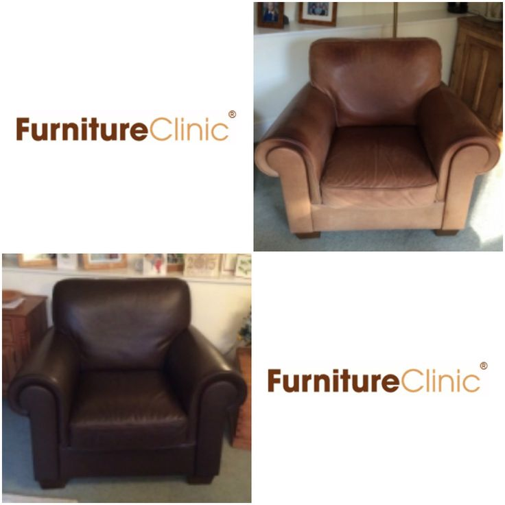Faded Leather Furniture? With Our Help, You Can Have It Looking Like New!