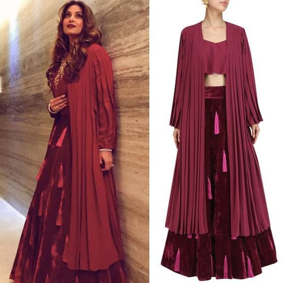 GET THE LOOK #AliaBhatt looking gorgeous as ever in Nikasha's latest collection SS'18 BLOOM Shop now: https://www.perniaspopupshop.com/designers/nikasha #getthelook #alia #nikasha #celebcloset #celebstyle #indianfashion #indiandesigners #shopnow #perniaspopupshop #happyshopping
