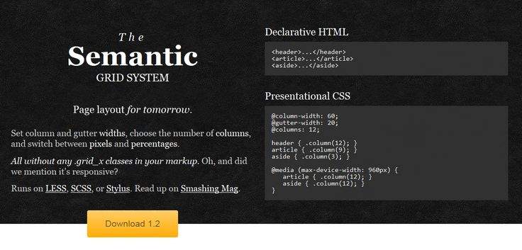 Page layout for tomorrow.  http://semantic.gs/