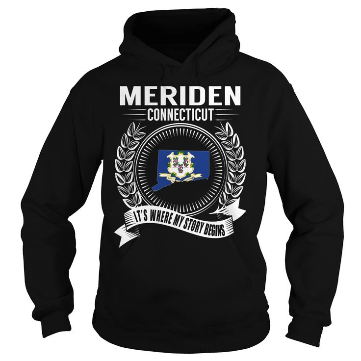 Meriden, Connecticut - Its Where My Story Begins