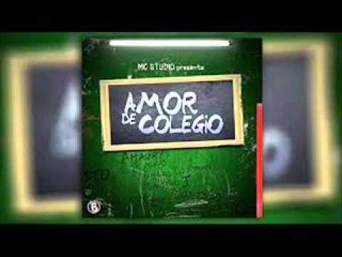 Chary Goodman Feat Amaury Riveras, Ministro J y Montero - Amor De Colegio