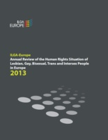 Download the ILGA-Europe Annual Review 2013