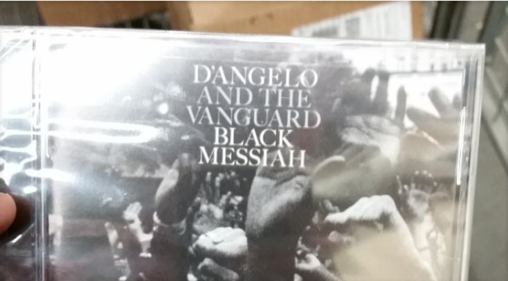 Check Out The Track List For D'Angelo's New LP 'Black Messiah' Which Is Dropping Tonight