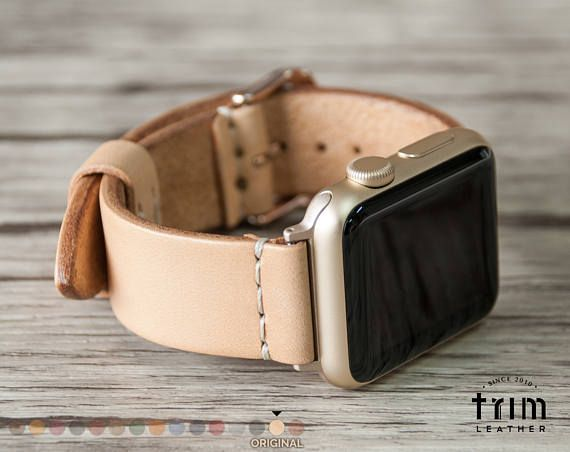 Apple Watch Band 40mm 44mm 38mm 42mm Leather Watch Band Etsy Apple Watch Bands Watch Bands 38mm Apple Watch Band