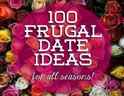 Need a date idea for all four seasons? We've got 100 frugal date ideas for any time of year, perfect for new couples or those that have been together for a while. Pin this for future reference so you're never at a loss for what to do on a date!