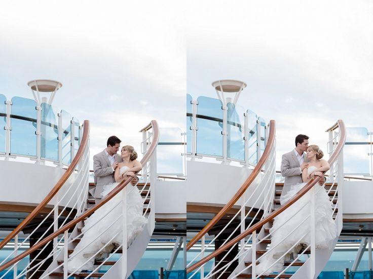 Princess Cruise Destination Wedding Photography Fort Lauderdale