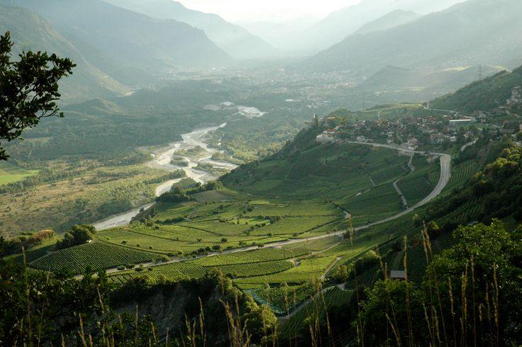 Switzerland, Valais Region